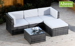 modular rattan furniture set