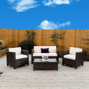Traditional Rattan furniture Sofa Set